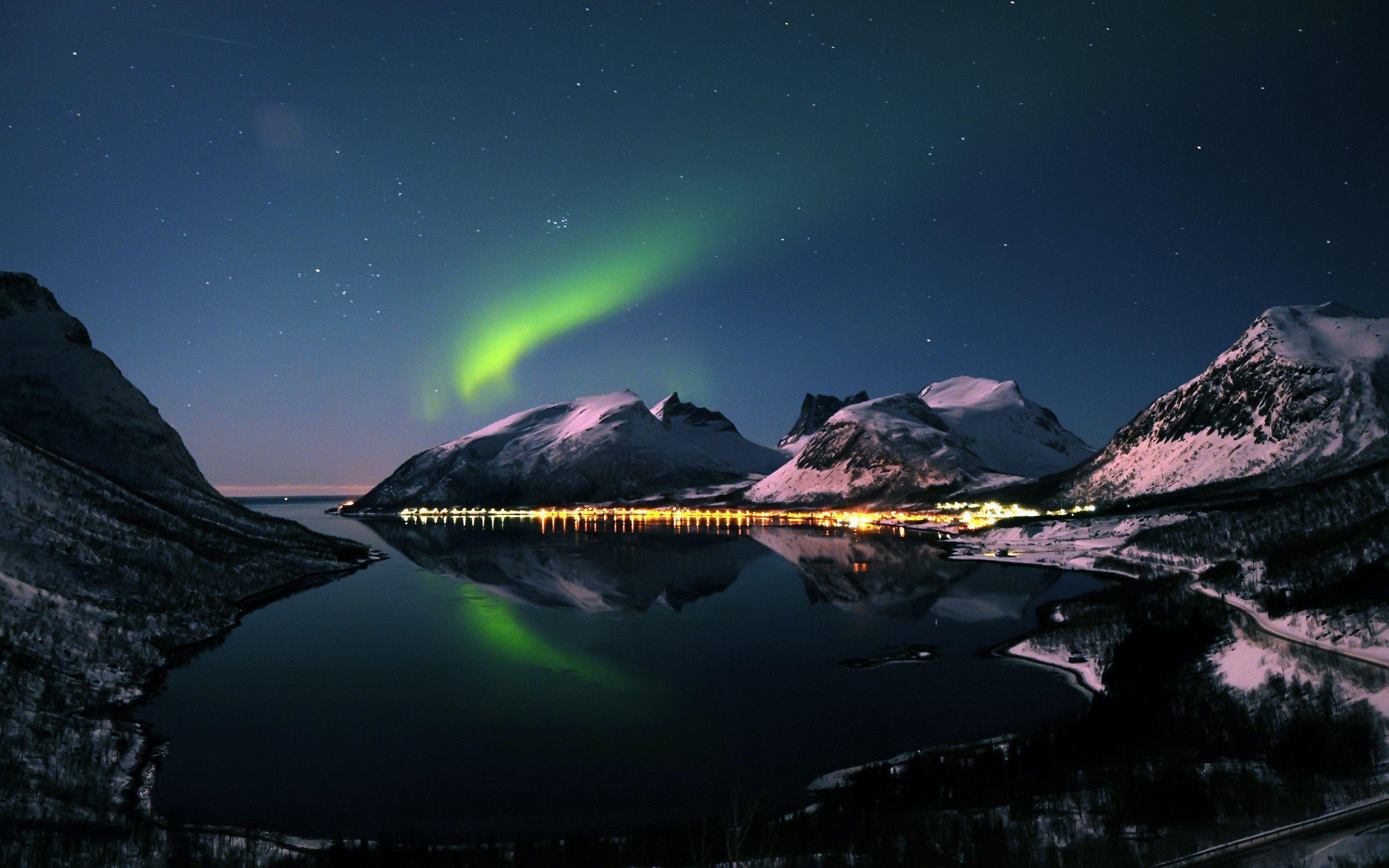 Northern Lights Wallpapers Free Wallpaper Cave