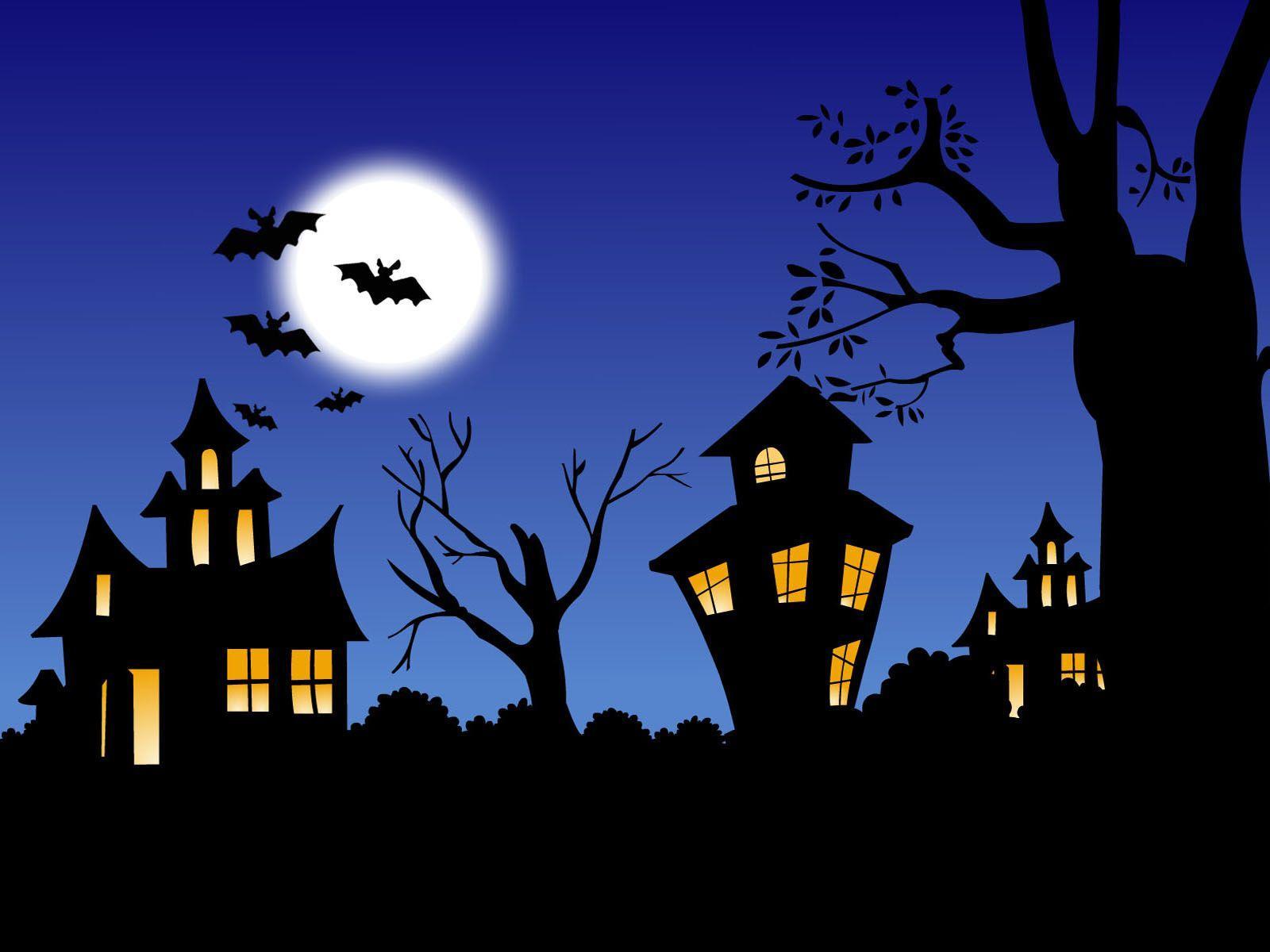 Free Halloween Desktop Wallpapers - Wallpaper Cave