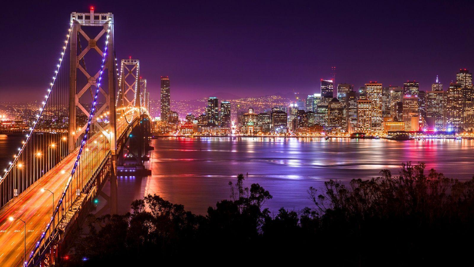 San Francisco Wallpapers HD - Wallpaper Cave