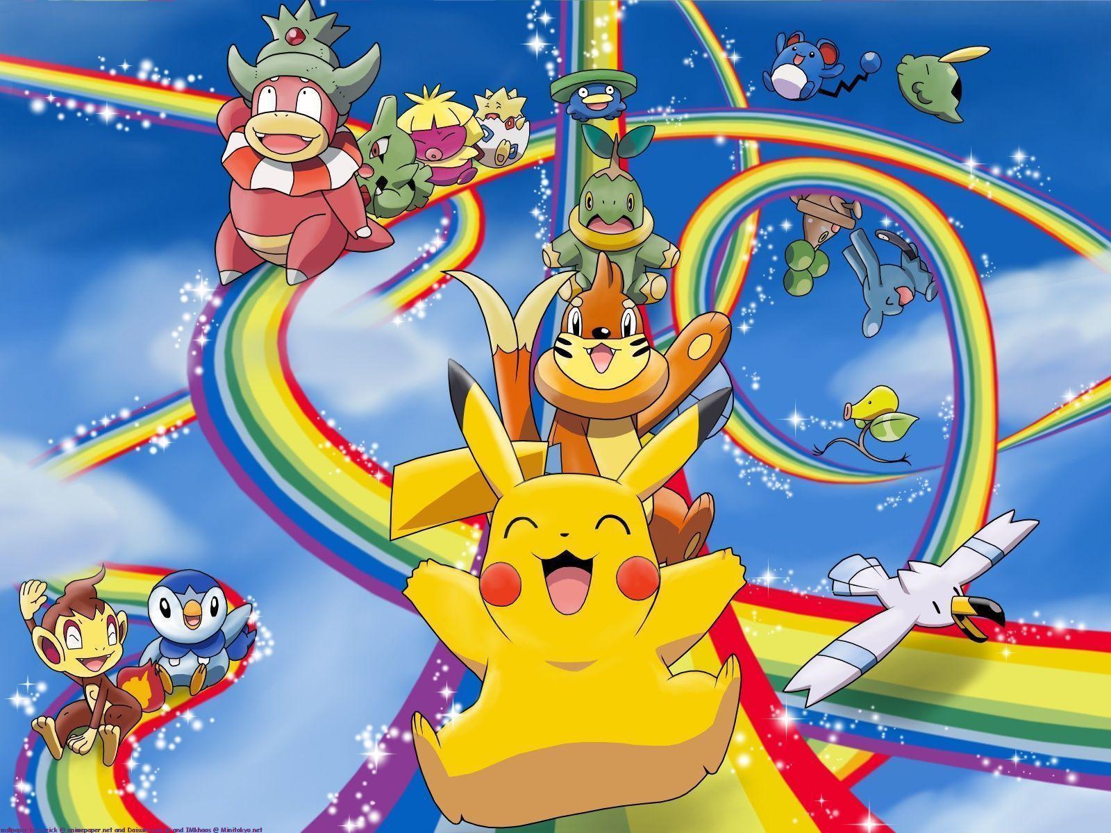 Original Pokemon Wallpapers - Wallpaper Cave Original Pokemon Wallpaper