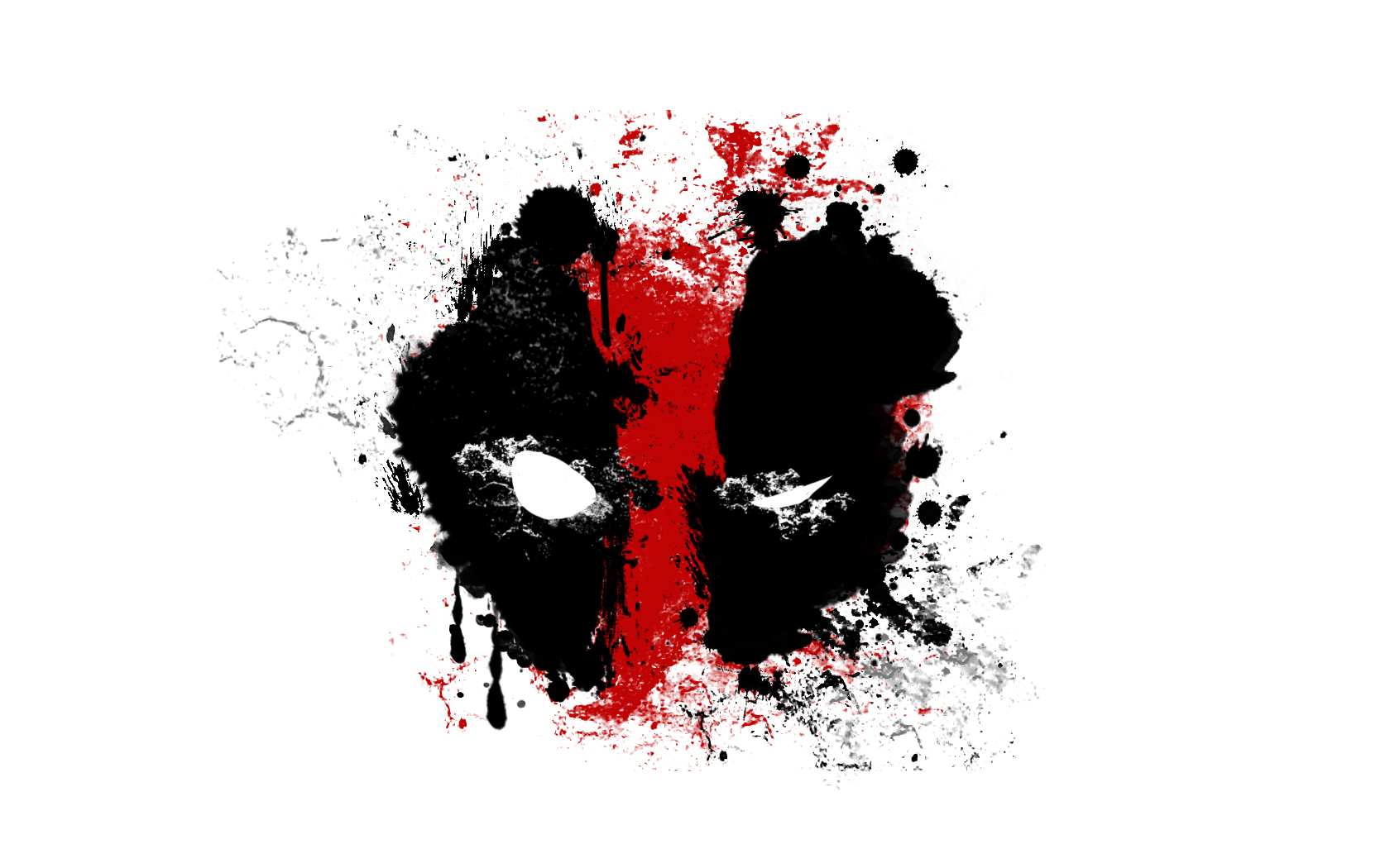Deadpool Logo Wallpaper - Viewing Gallery