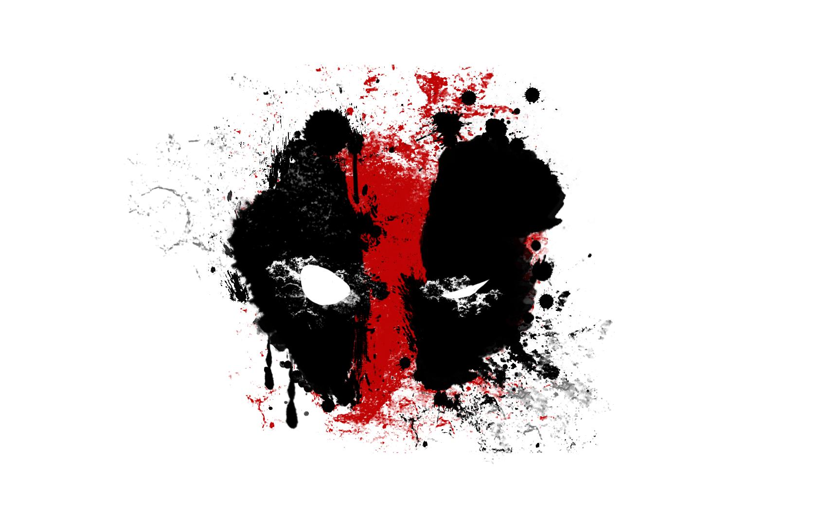 Deadpool Logo Wallpaper - Viewing Gallery