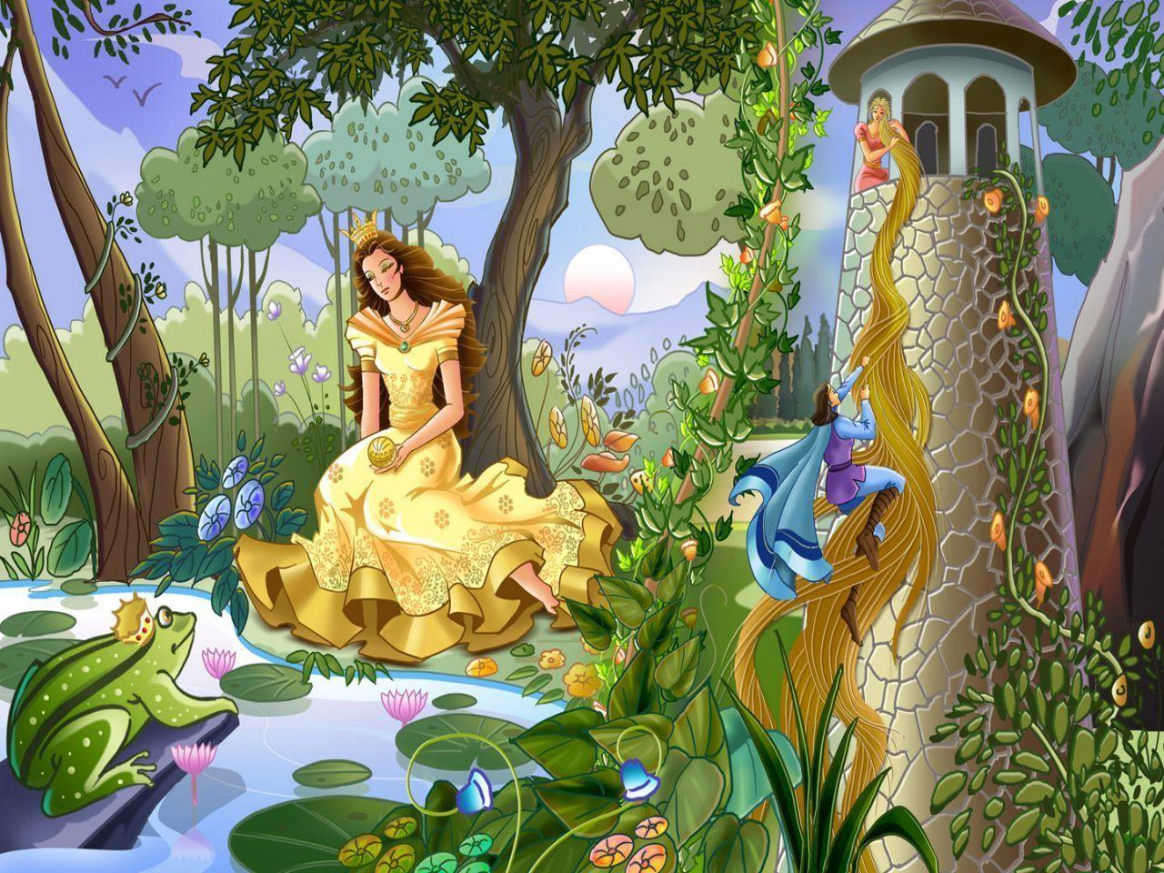 fairy tale Welcome to the wonder-filled world of the fairytale trilogy, where magic is far  more than smoke and mirrors    the three novels in this book -- fairytale, the.