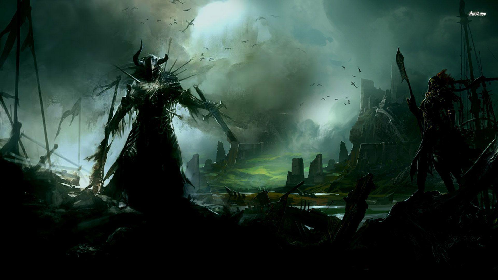 abaddon guild wars wallpaper - photo #29