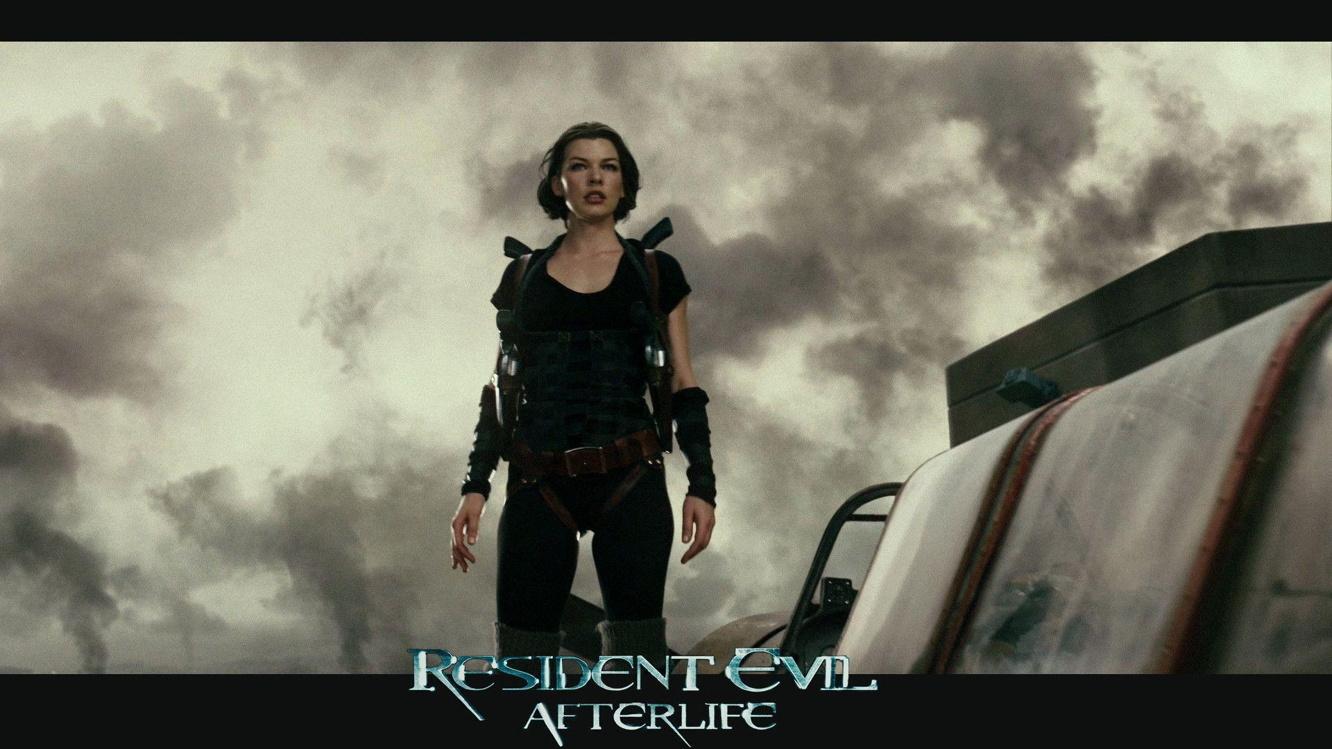 Resident Evil Movie Wallpapers - Wallpaper Cave