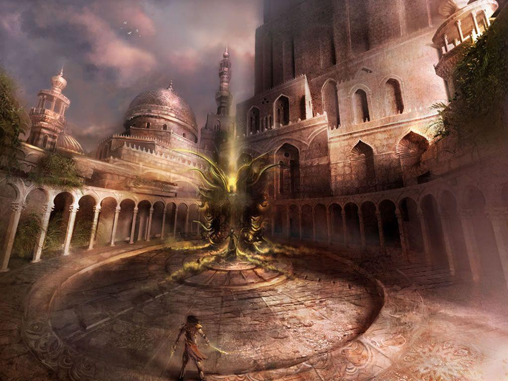 Prince Of Persia 2008 Wallpapers Wallpaper Cave