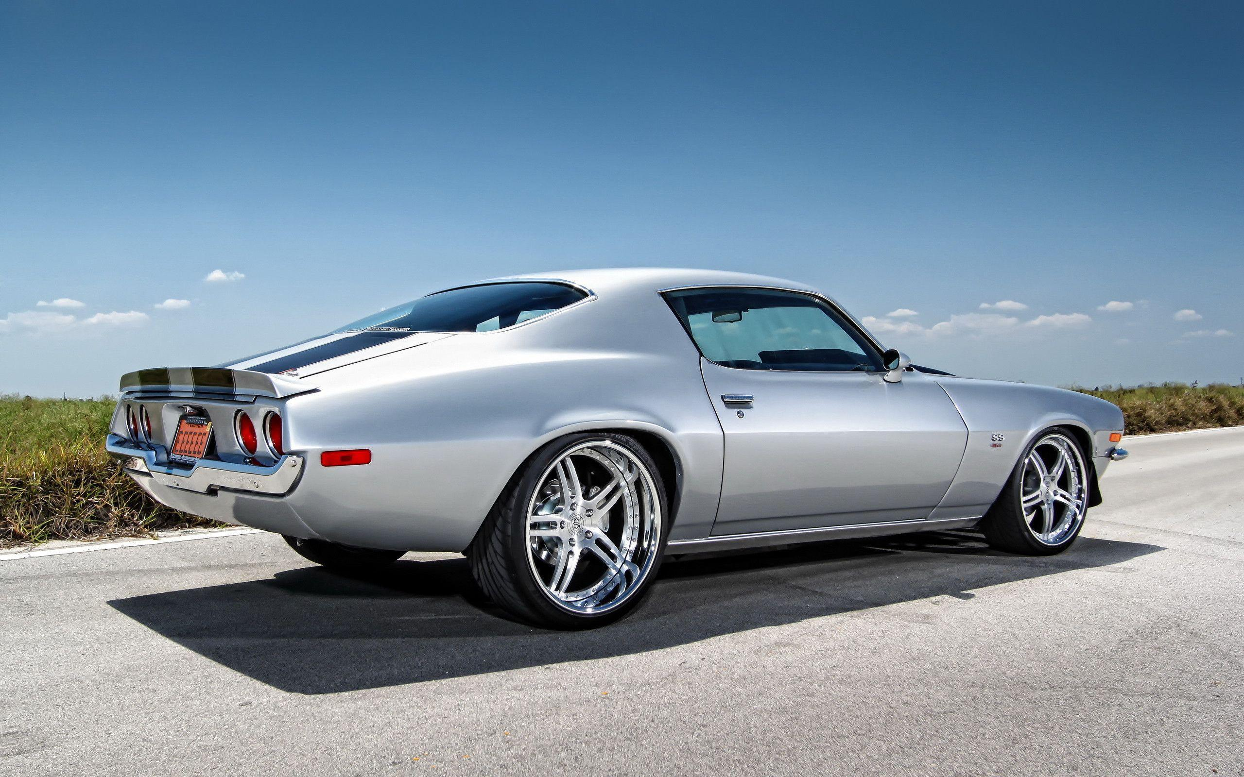 Free Muscle Car Wallpapers