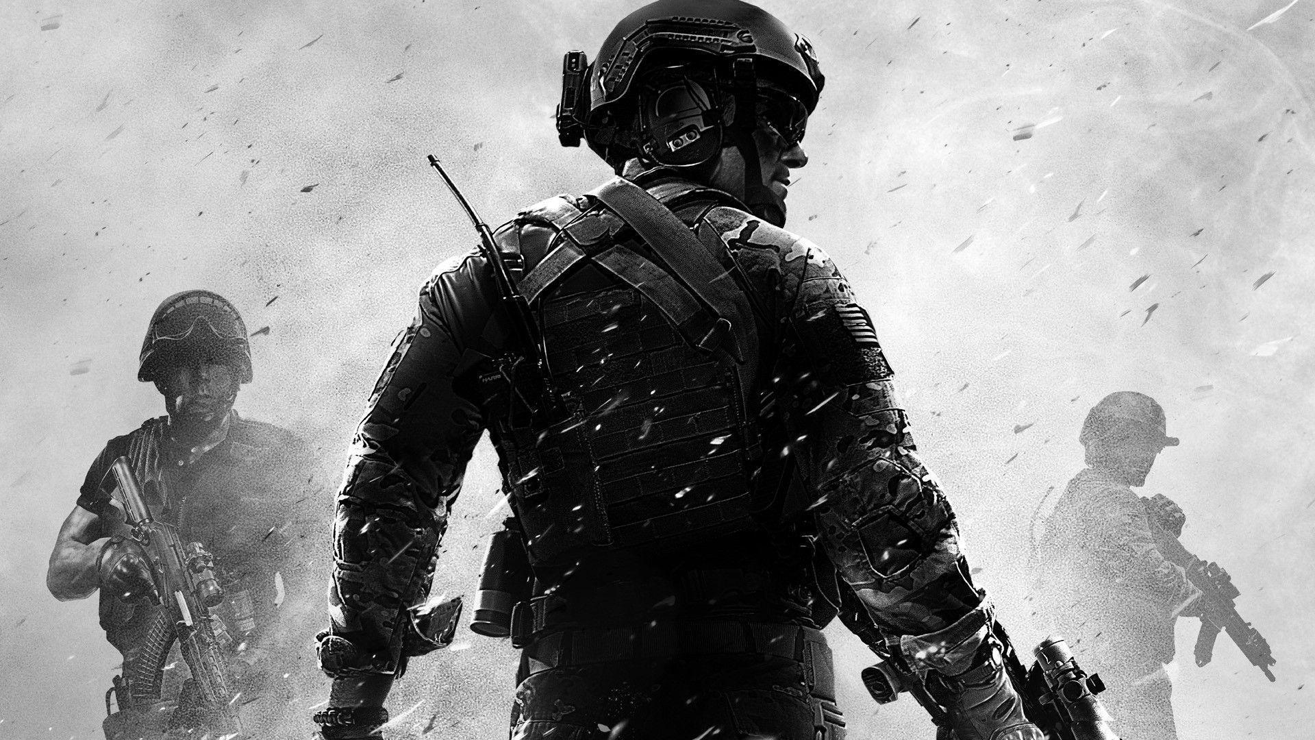 Images For > Modern Warfare 4 Wallpaper