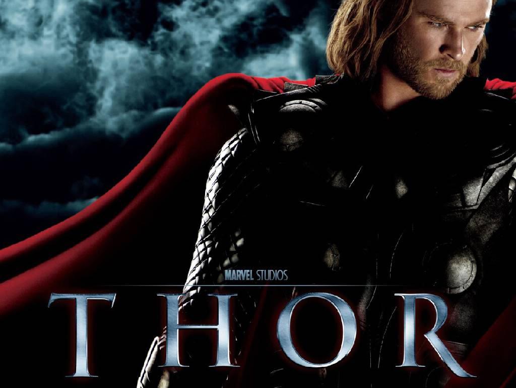 Thor the Dark World HD desktop wallpaper Widescreen High