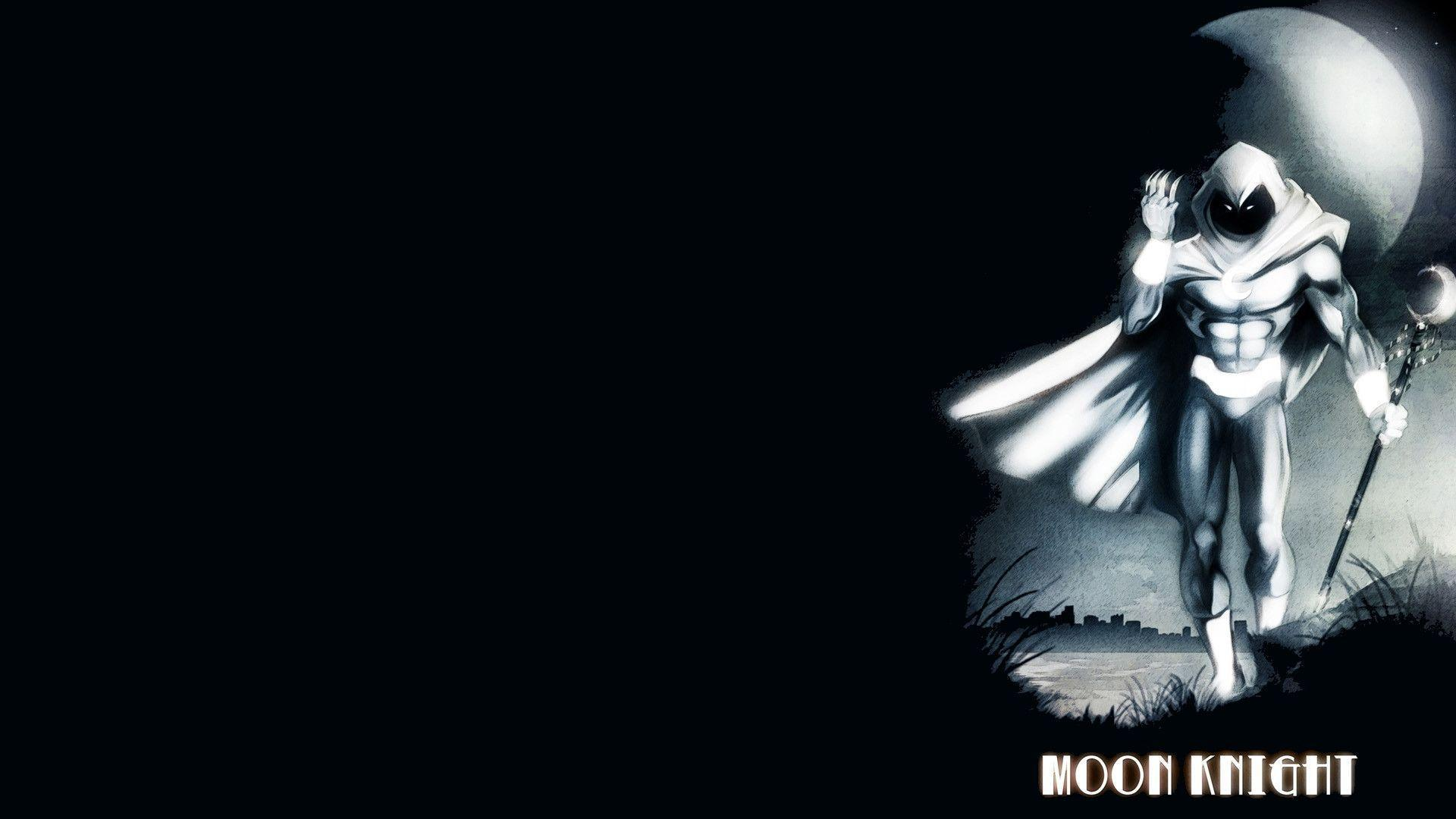 Moon Knight Computer Wallpapers, Desktop Backgrounds 1920x1080 Id ...
