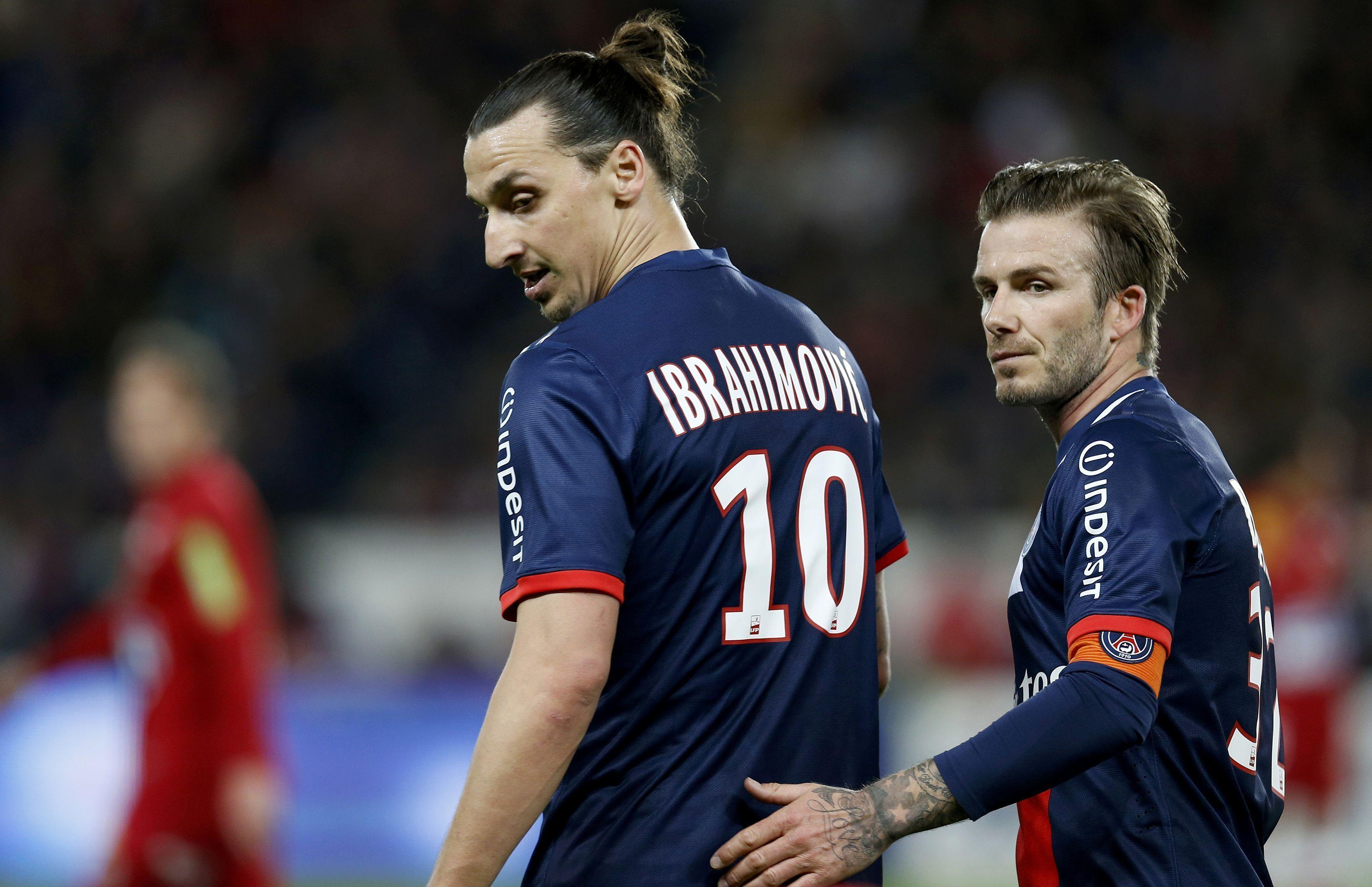 The best football player of PSG Zlatan Ibrahimovic wallpapers and ...
