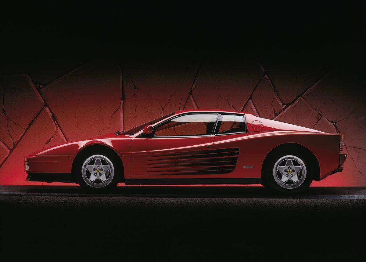 Ferrari Testarossa Wallpapers , Wallpaper Cave