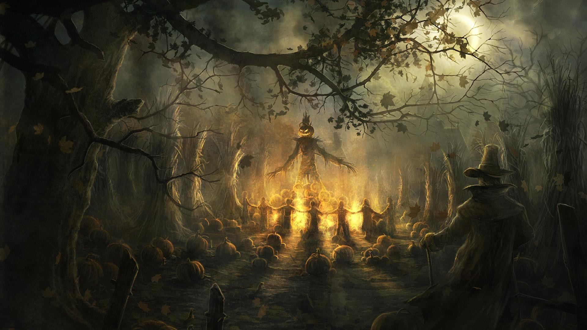 halloween wallpaper scary free event photohalloween | HD ...