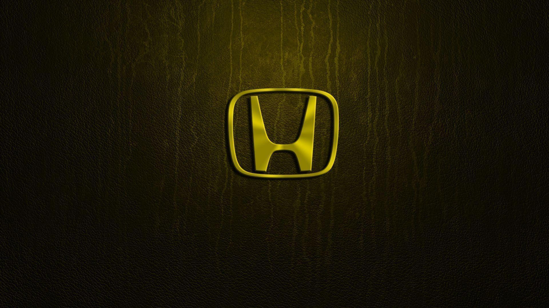 Honda Logo HD Wallpaper 1920x1080