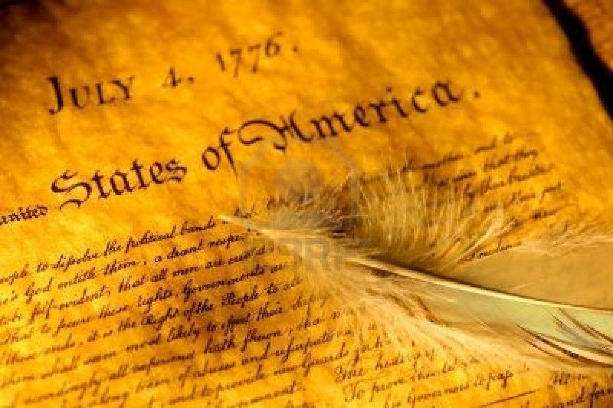 The Declaration Of Independence Wallpapers - Wallpaper Cave