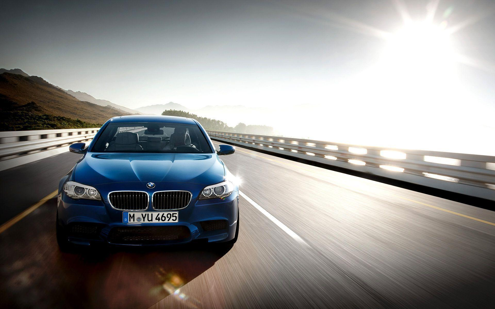 Your Batch of BMW M5 LCI Wallpapers Is Here
