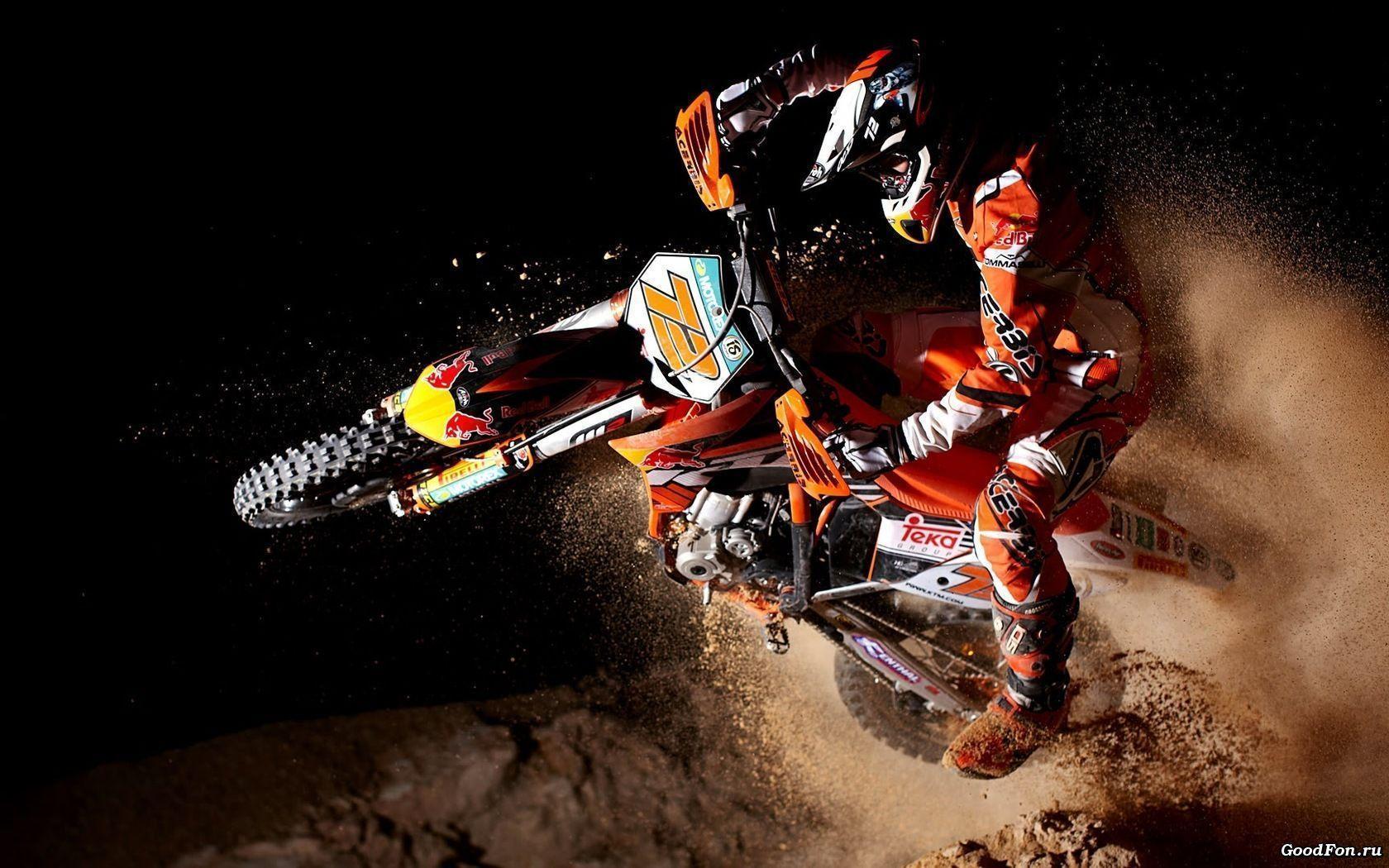 Wallpapers Motocross KTM - Wallpaper Cave