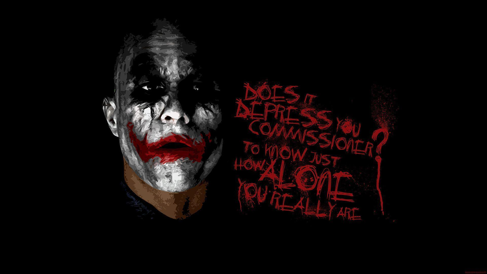Hd Joker Cool Wallpapers Wallpaper Batman Movie