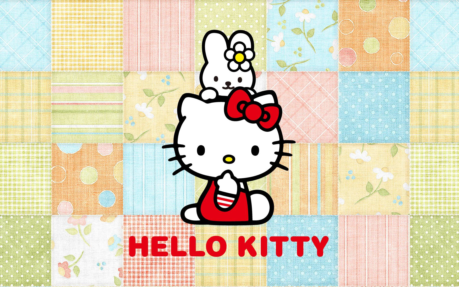 hello kitty cute image backgrounds wallpaper cave. Black Bedroom Furniture Sets. Home Design Ideas