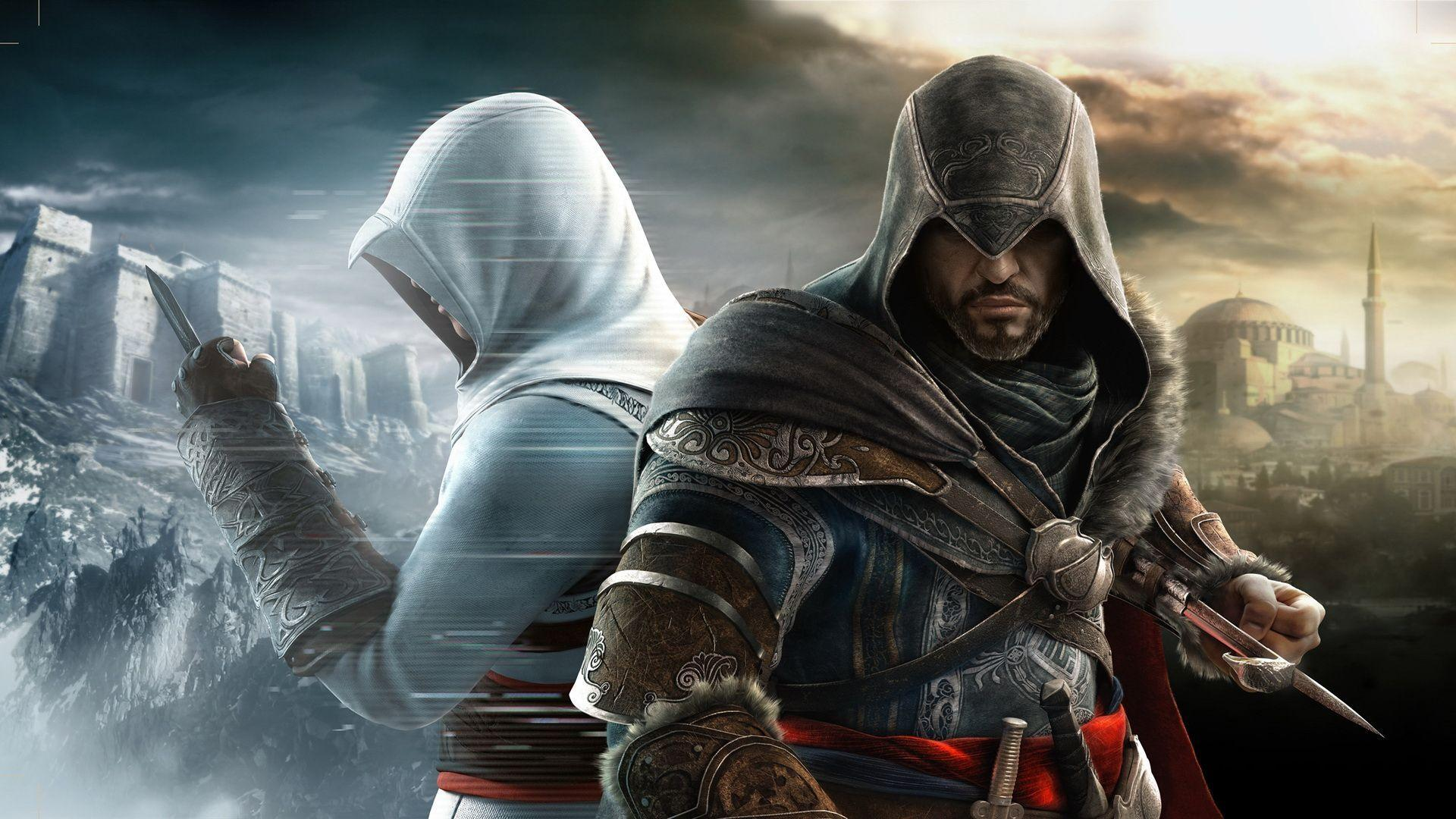 Assassins Creed Revelations Wallpapers Playstation Wallpapers