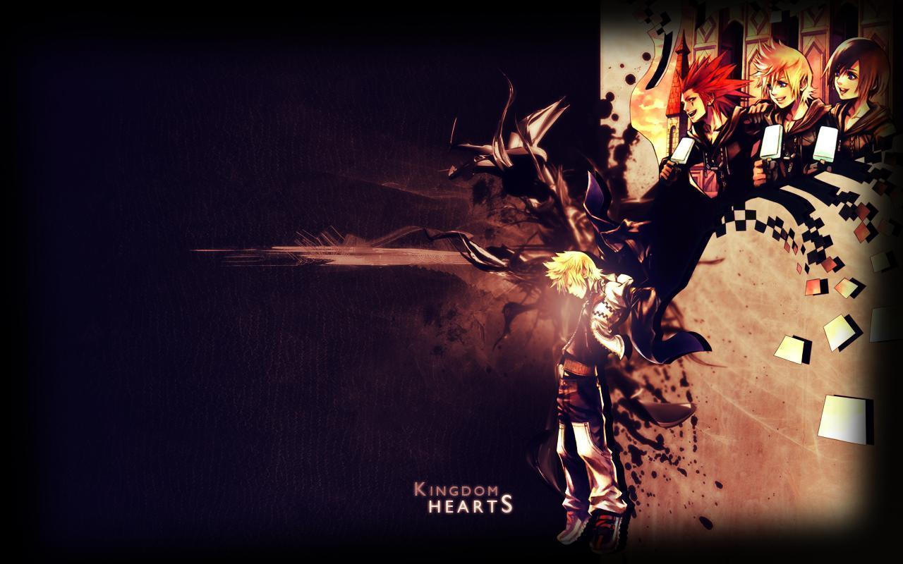 kingdom hearts background - photo #29