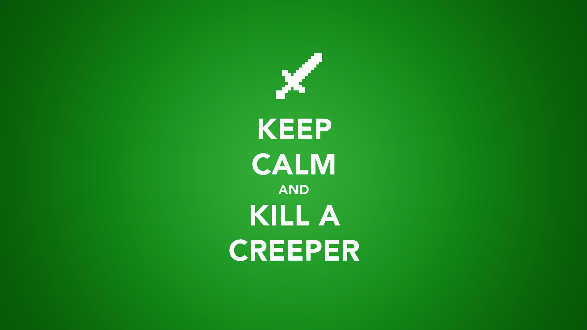 Minecraft Quote Wallpaper Creeper #724 | Hdwidescreens.