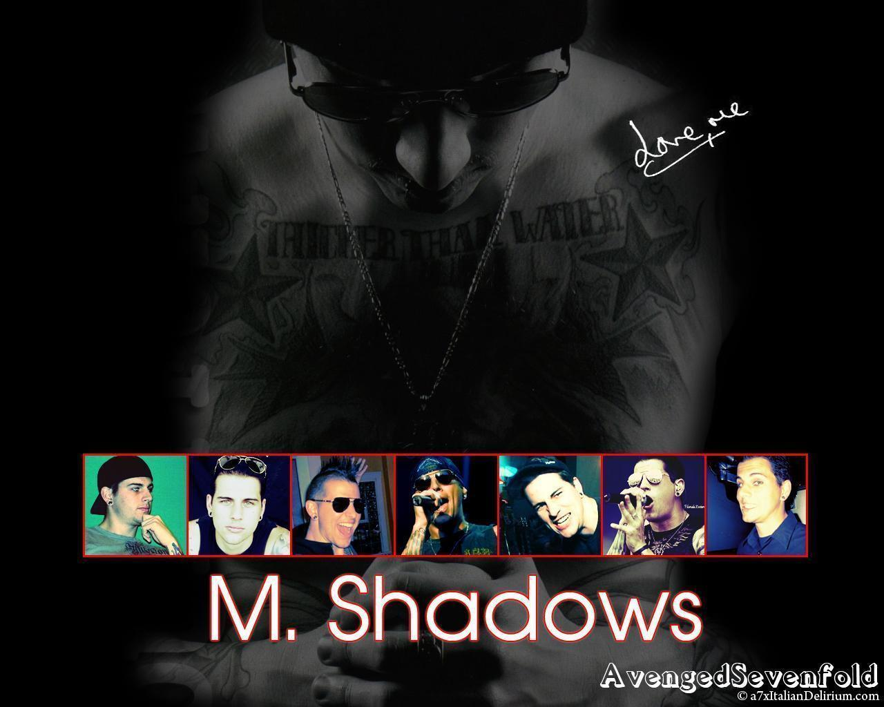 M Shadows Wallpaper M Shadows Wallpapers -...