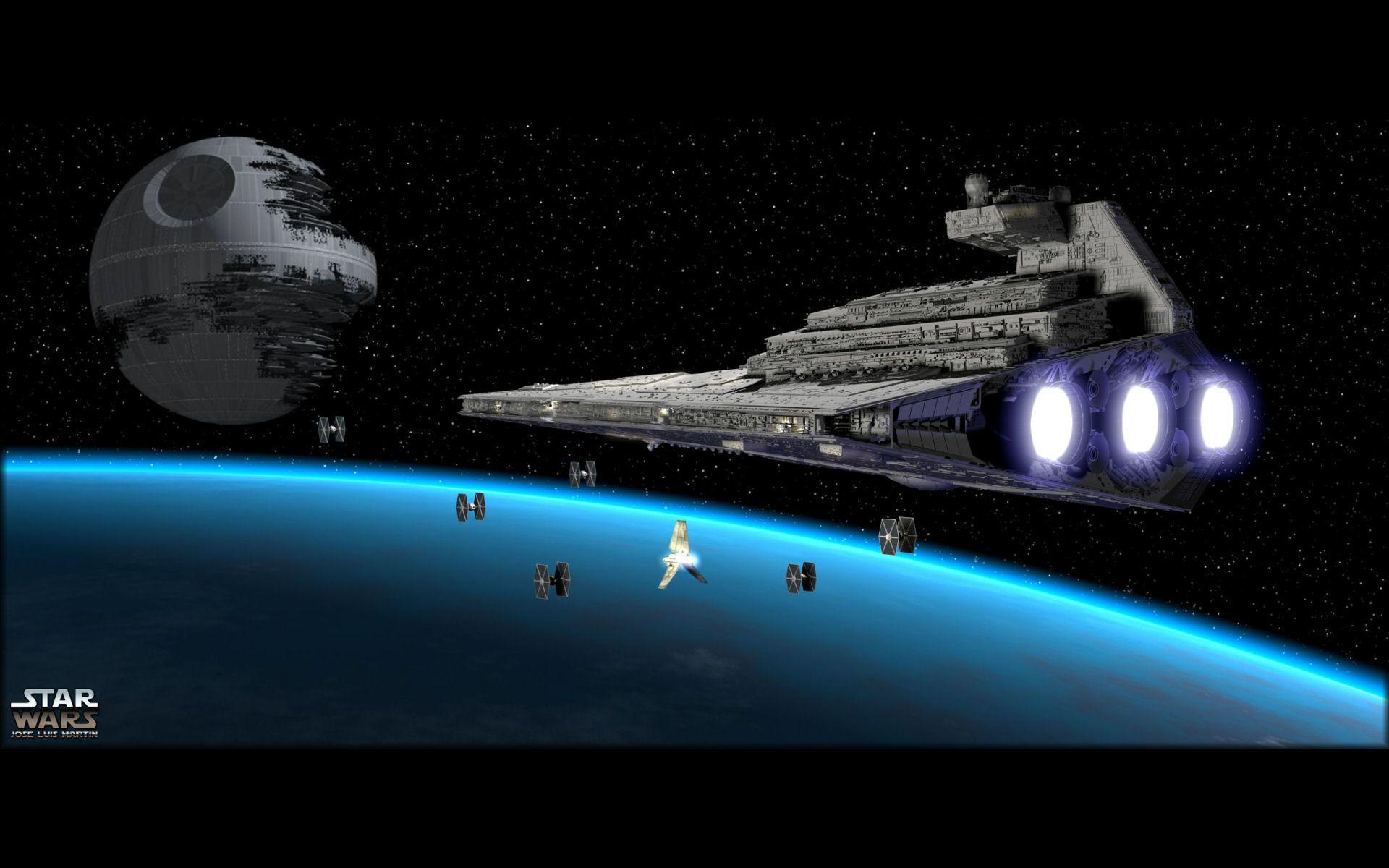 Star Wars Desktop Wallpapers Wallpaper Cave