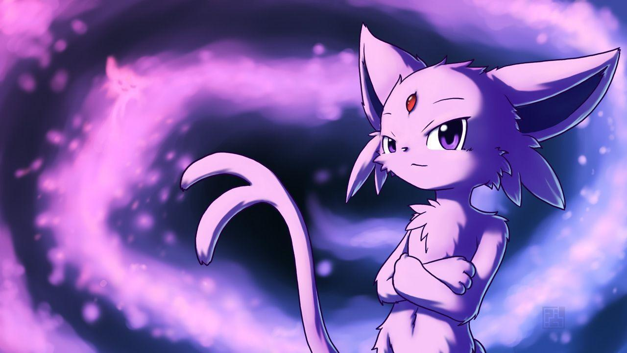 umbreon and espeon hd - photo #29