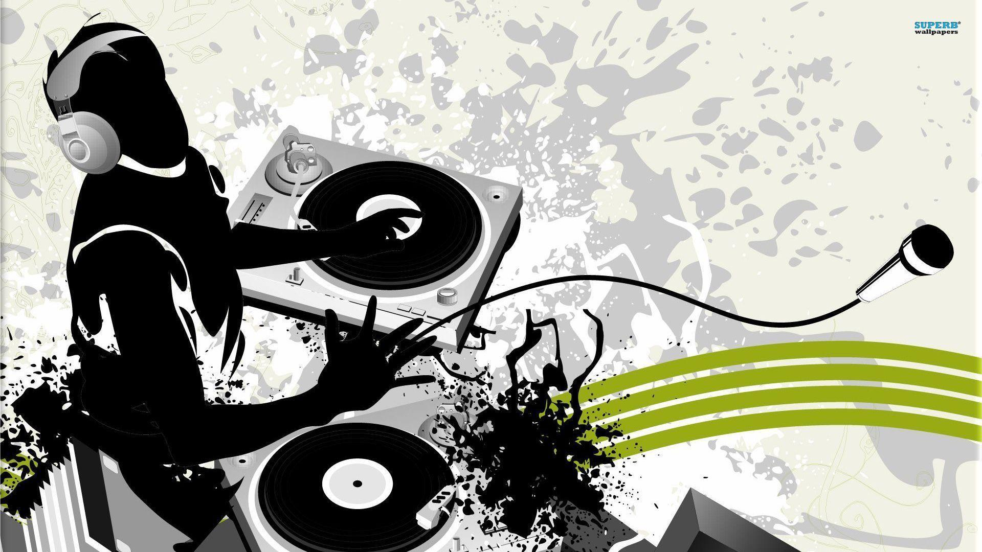 Wallpapers For > Cool Dj Hd Wallpapers For Desktop