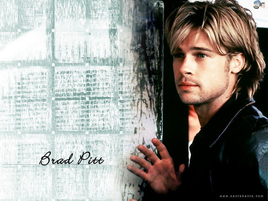 Brad Pitt Wallpapers - Wallpaper Cave - photo #2