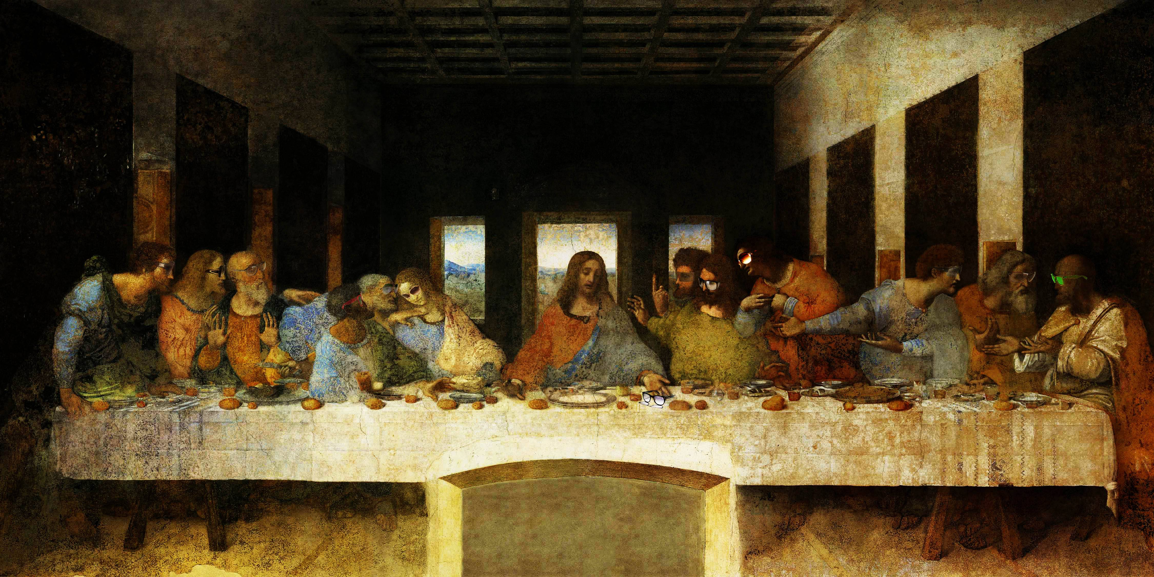 Why Is The Painting The Last Supper So Famous