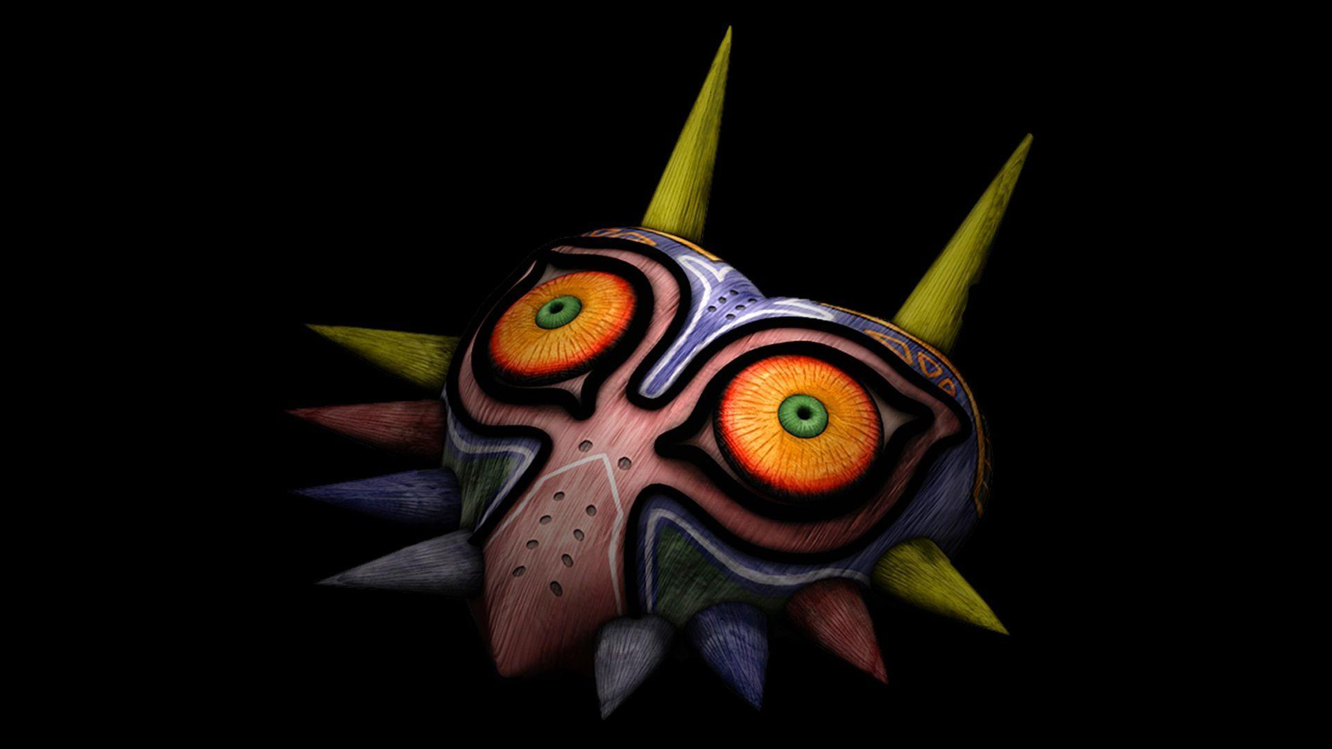 Majora S Mask Desktop Background: Zelda Desktop Backgrounds