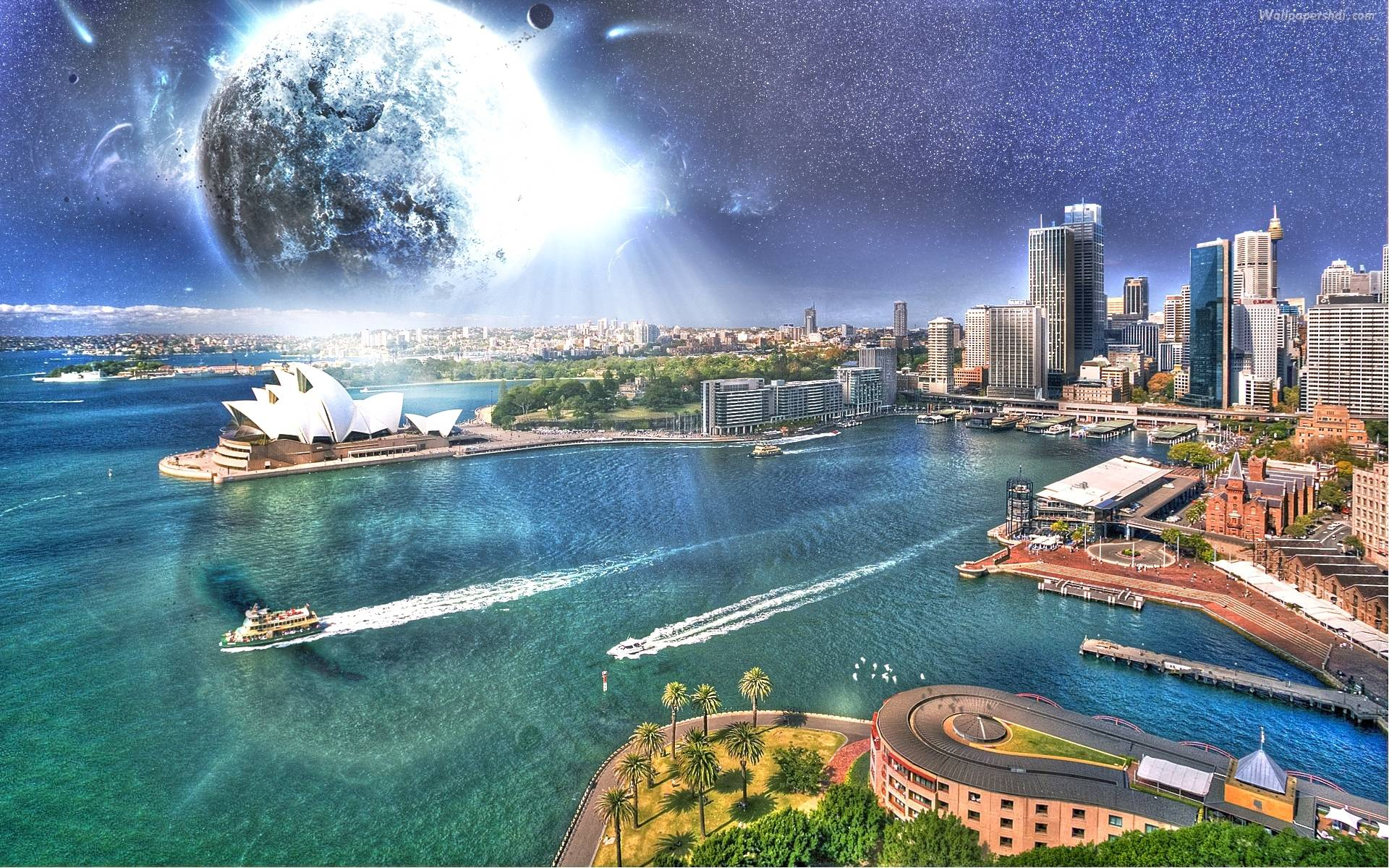 sydney escenario hd wallpapers - photo #12