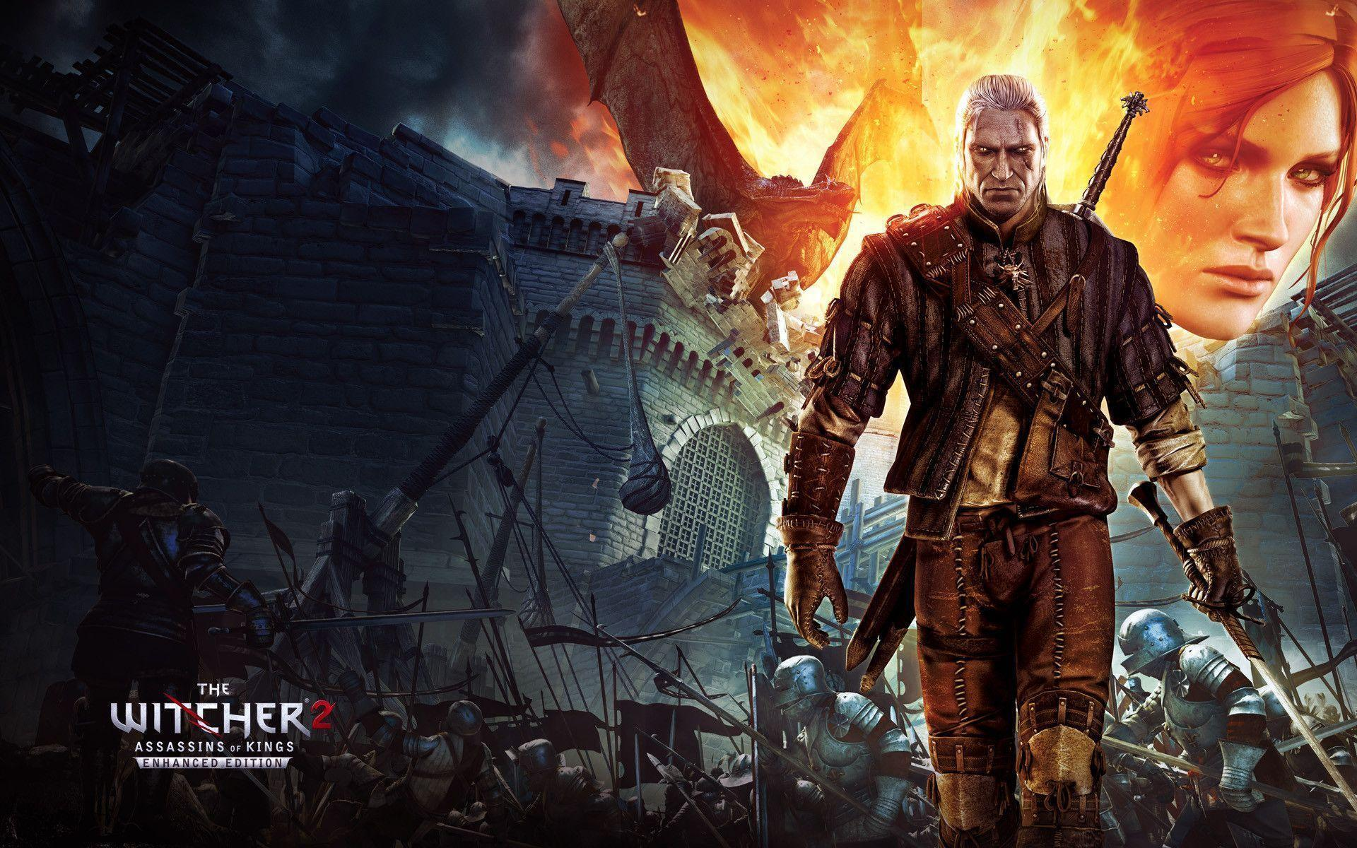 the witcher wallpapers wallpaper cave