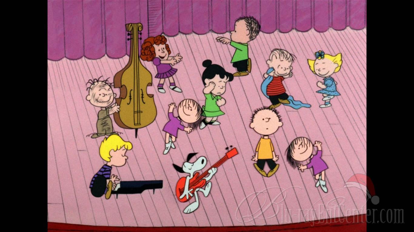 Charlie Brown Christmas Wallpapers Desktop - Wallpaper Cave