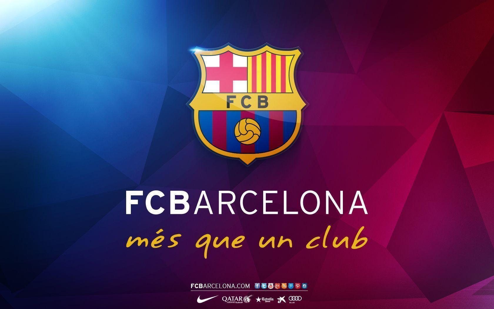 Football Barcelona Wallpaper Computer 35 #1176 Wallpaper | Cool ...