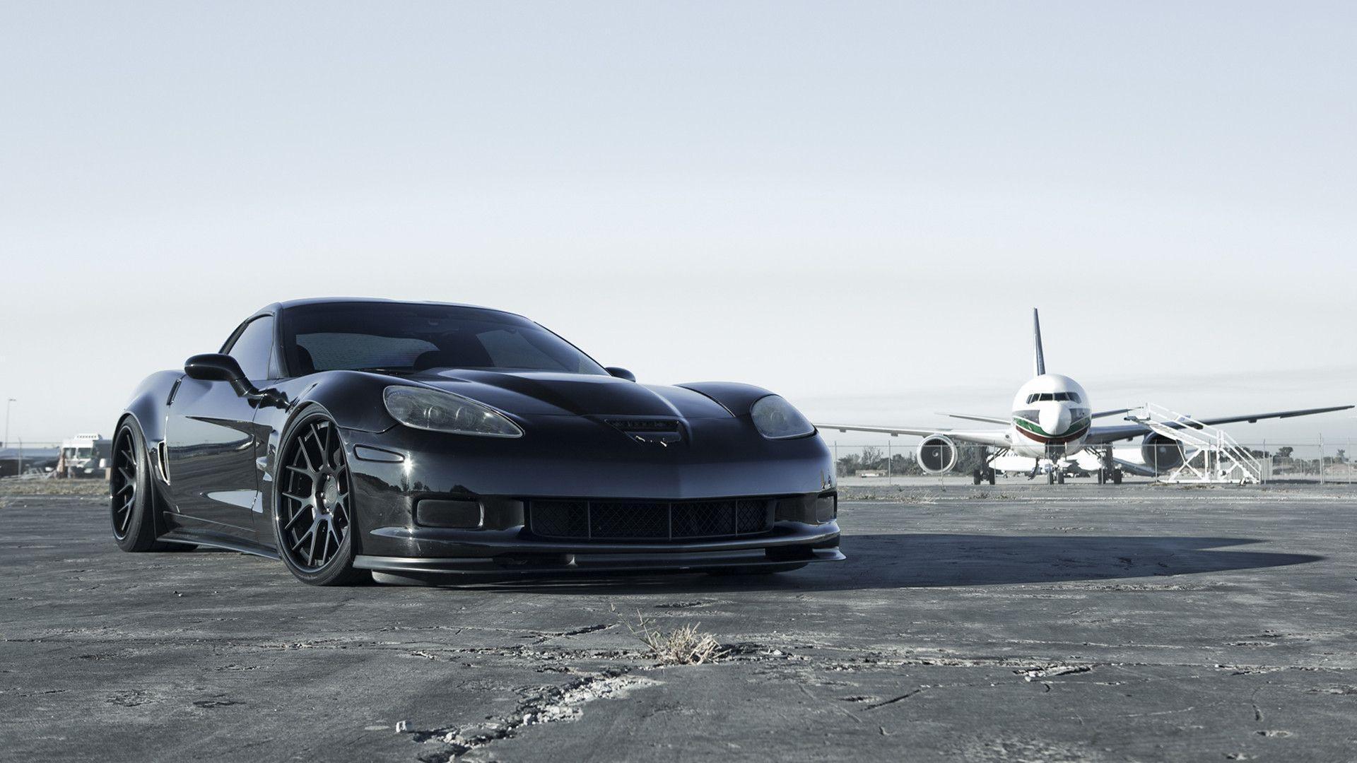 black corvette zr1 wallpapers - photo #3