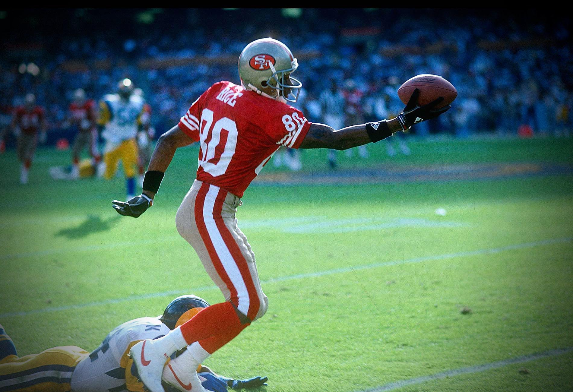Jerry Rice Wallpapers Wallpaper Cave