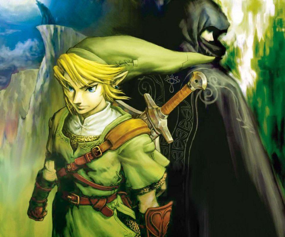 The Legend Of Zelda Twilight Princess Wallpapers ...