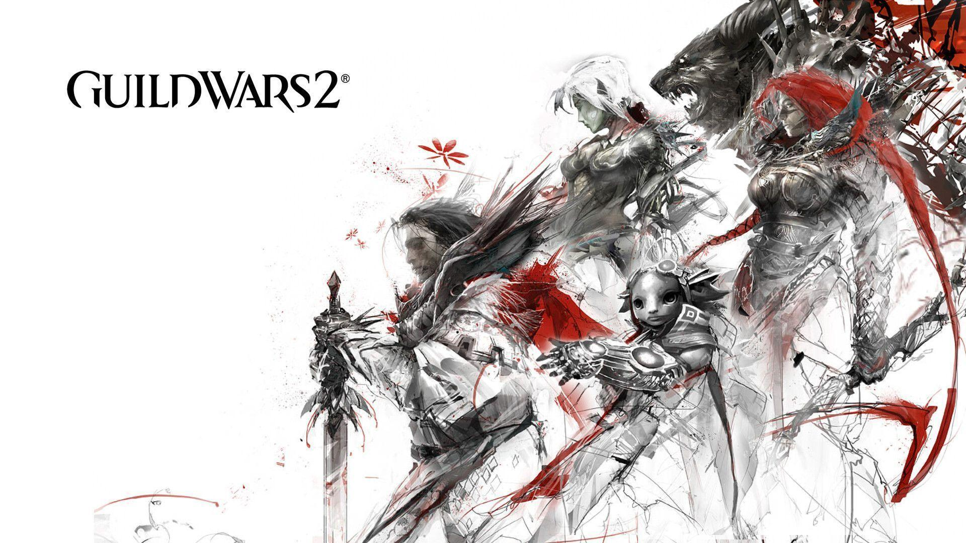 Guild Wars 2 Wallpapers Hd Wallpaper Cave