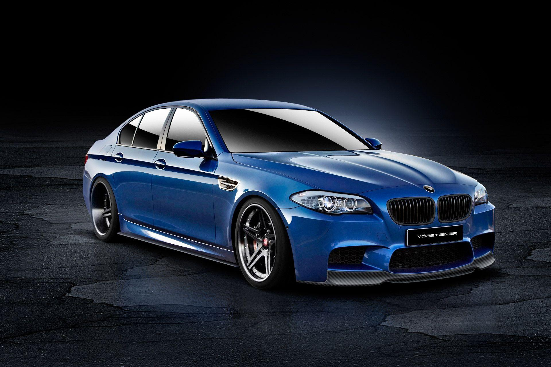 2013 Vorsteiner BMW M5 Sedan tuning wallpapers