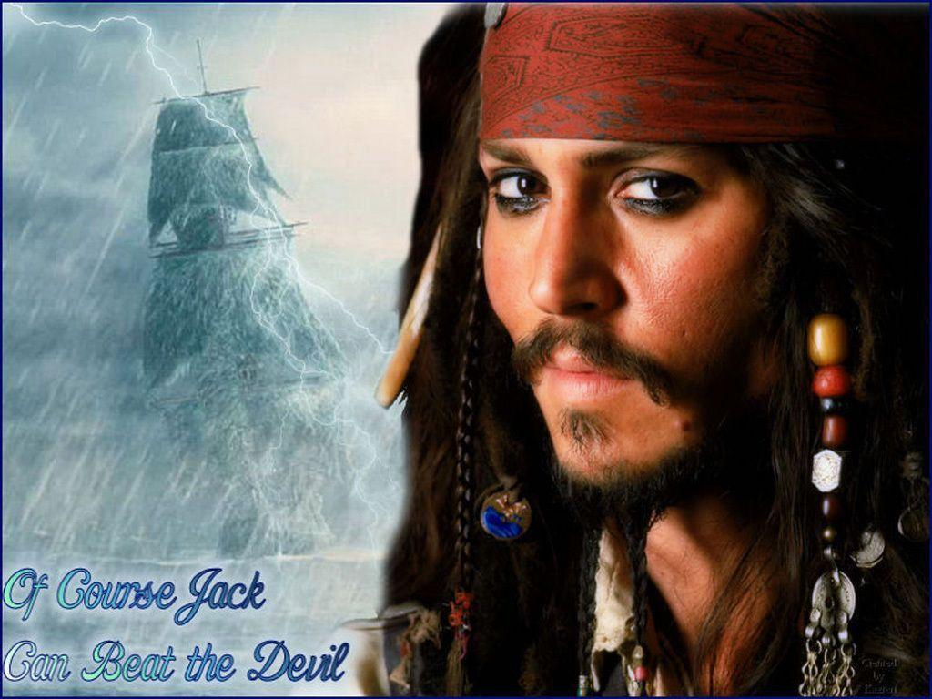 Captain Jack Sparrow - Captain Jack Sparrow Wallpaper (16949782 ...