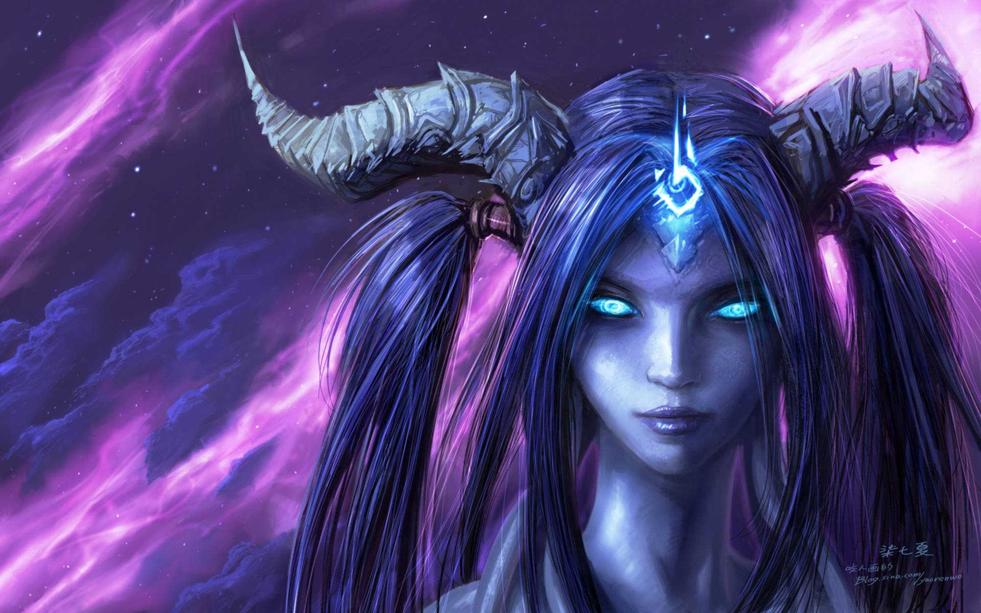 Draenei Wallpapers - Wallpaper Cave