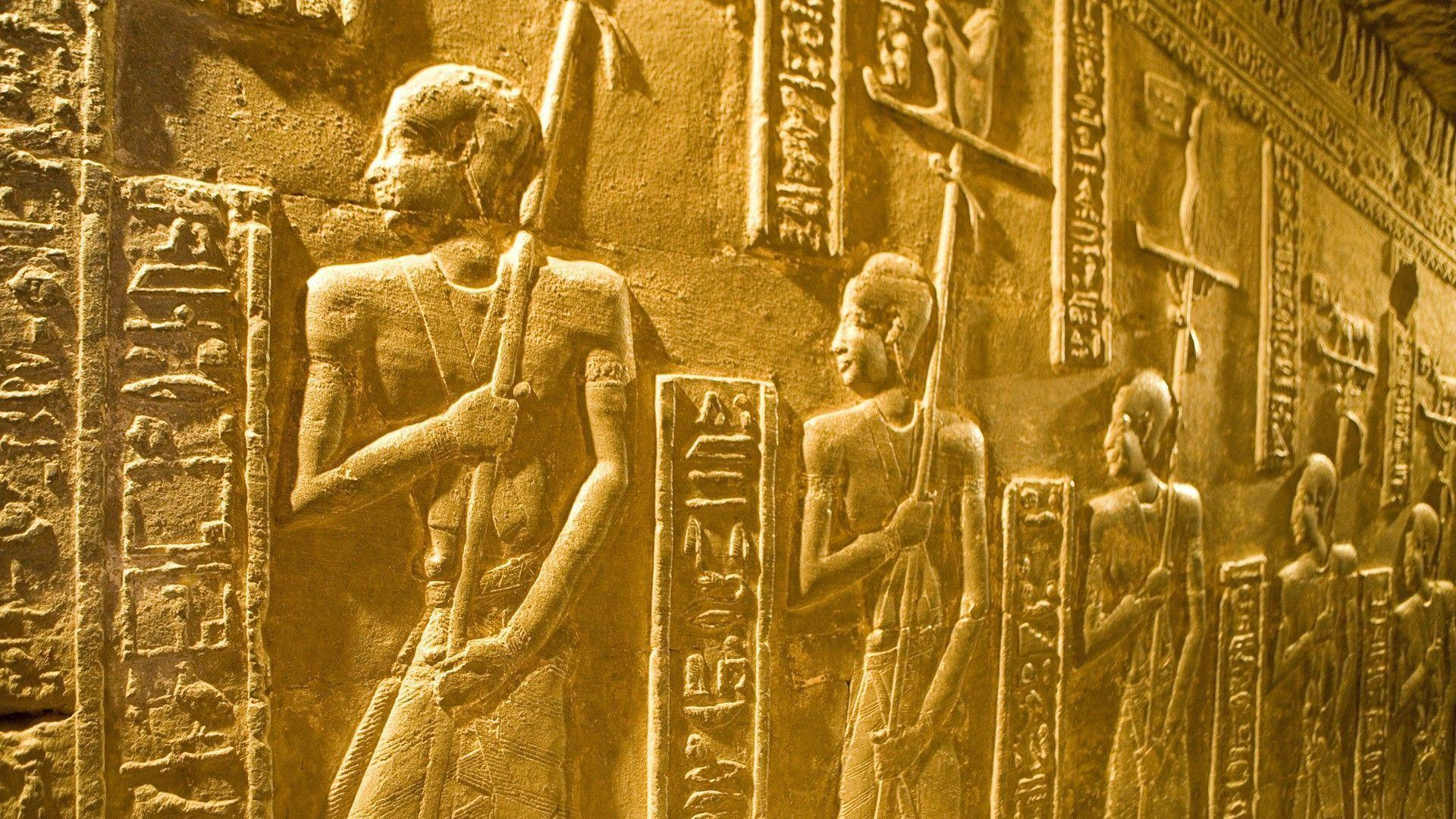 Egyptian Hieroglyphics Wallpapers