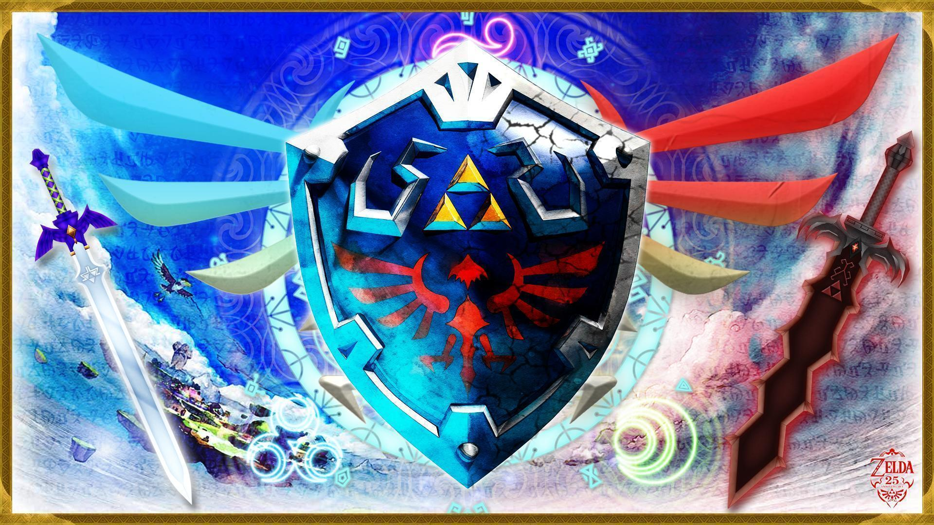 Wallpapers For > Master Sword Wallpaper 1920x1080