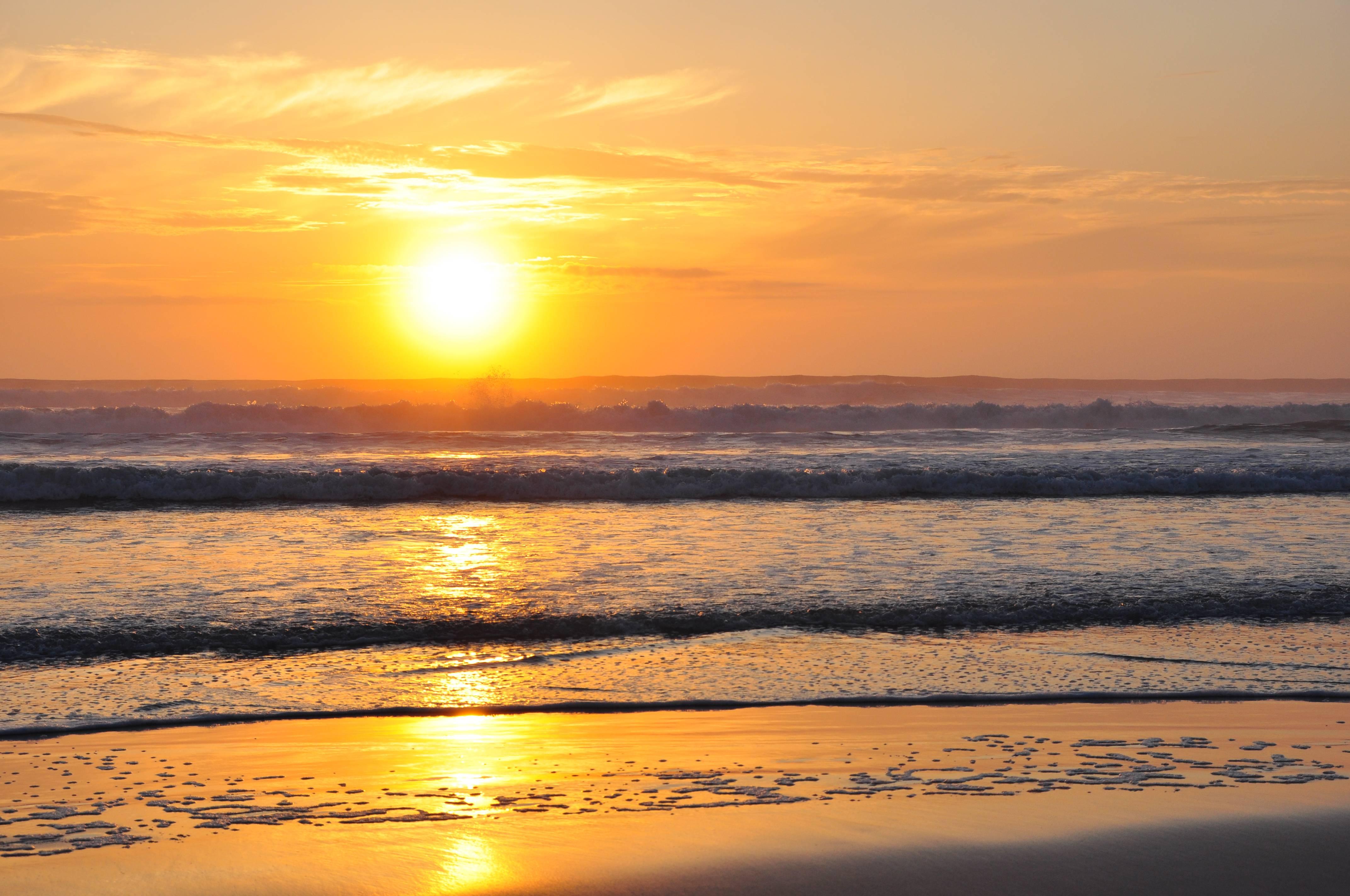 beach sunrise tumblr hd - photo #37
