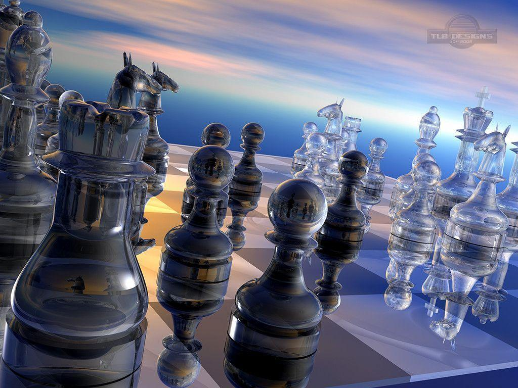 New Chess Wallpapers 3 by TLBKlaus