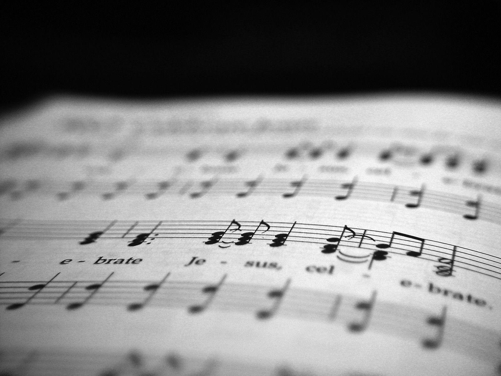 Image For > Hd Music Notes Backgrounds
