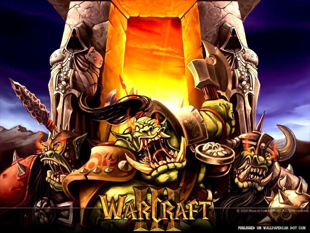 Pix For > Warcraft 3 Wallpapers
